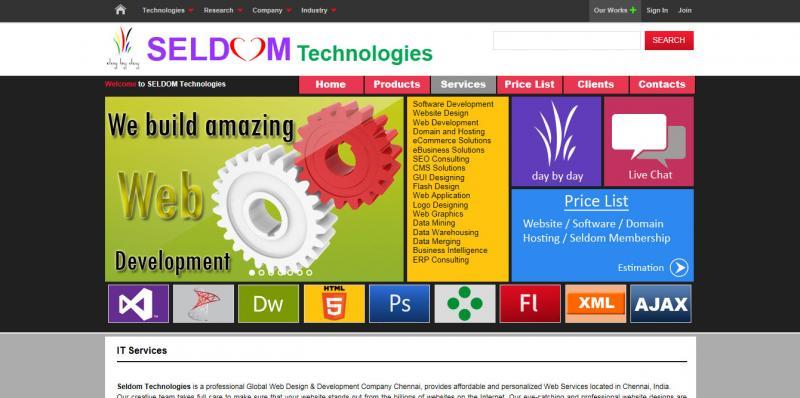 SELDOM Technologies