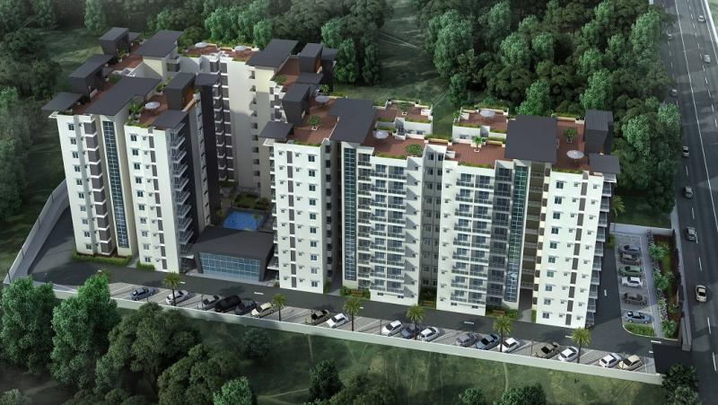 2 bhk apartment for sale in Bannerghatta road, Princeton Apartment