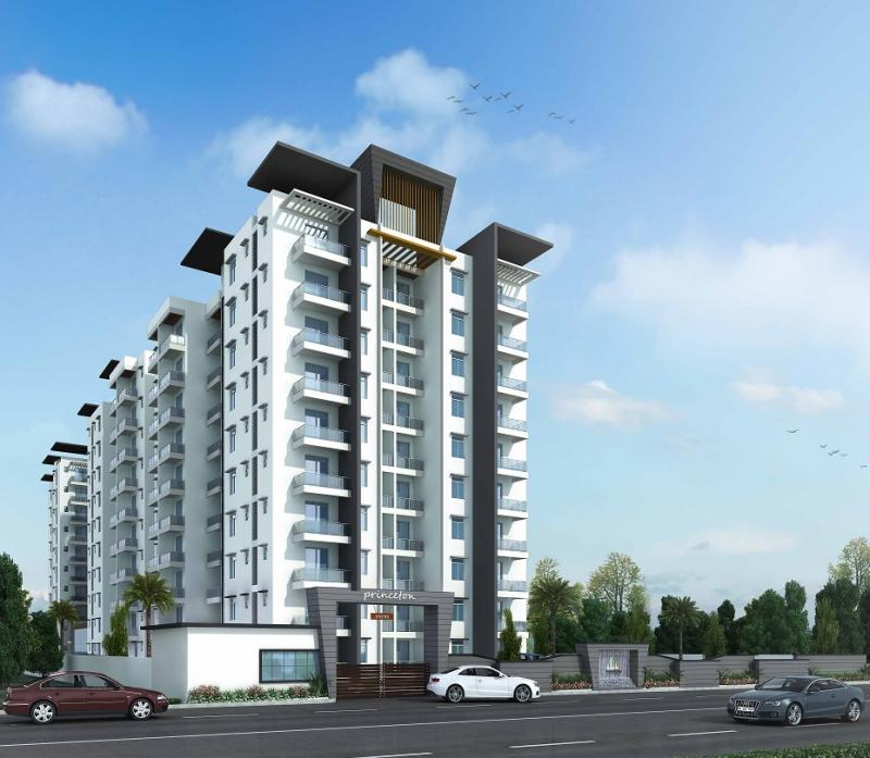 Resort Style Luxury Apartments-Princeton,Starts @53.10lacks,3 BHK @Begur