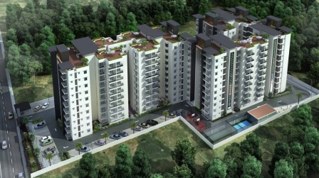 Princeton Luxury Aparments,2 BHK for sale @Bangalore