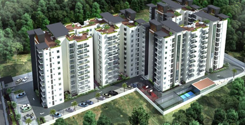 Prospect Group-Princeton Luxury Apartments for sale @Vishwapriya Layout,Bangalore