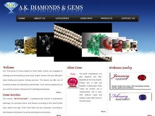 A.K.Diamonds and Gems