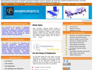 APNA Scientific supplies PVT.LTD