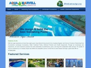 Aqua Marvell