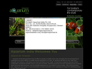 Aquarium India