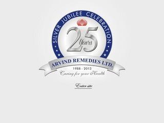 Arvind Remedies Ltd