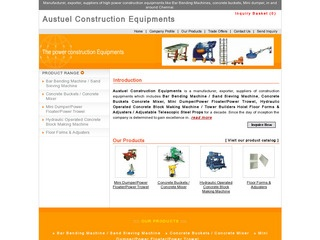 Austel Construction Equiments