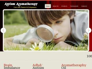 Autism Aromatherapy