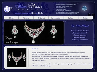 Blue Moon Fashion Jewellery