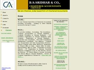 B.S.Sridhar& co.,