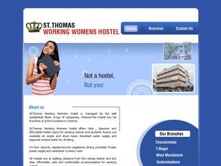 St.Thomas Working Womens Hostel
