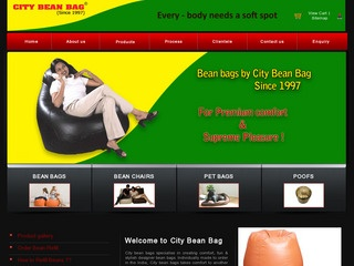 City Bean Bag