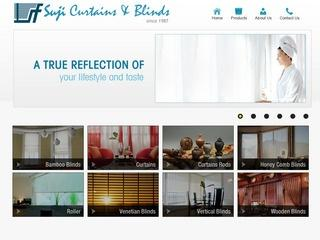 Suji Curtains & Blinds