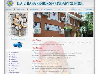 D.A.V.BABA Senior Secondary School