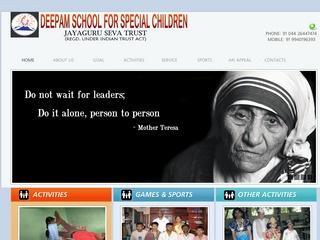 Deepam School For Special Children
