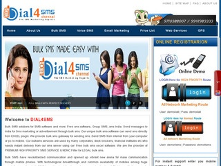 Dial4smsIn