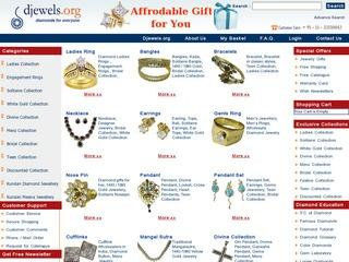 Djewels.org - Diamond Jewellery