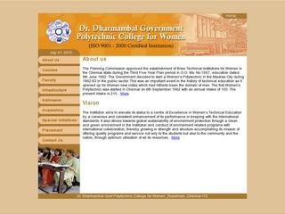 Dharmambal Goverment
