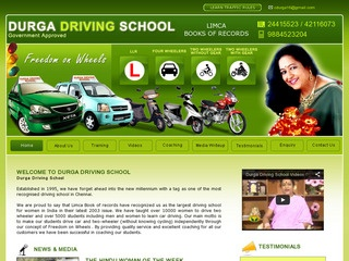 Durga Driving School