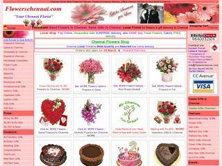 Send Flowers to Chennai, order online for same day flowers delivery to Chennai