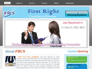 First Right Consultancy Services