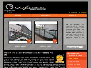 Galaxy Stainless Steel
