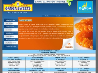 Ganga Sweets