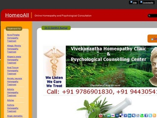 Vivekanantha Homeopathy Clinic