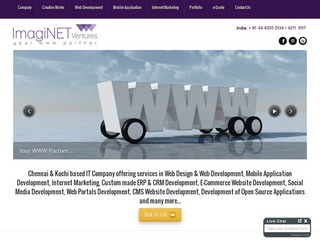 ImagiNet Ventures