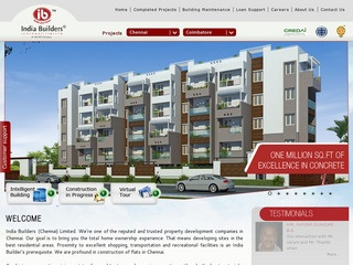 builders and developers in chennai