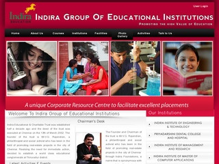 Indira Educational