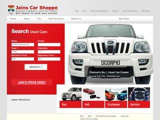 Jains Car Shoppe