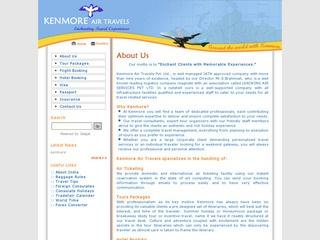 Kenmore Air Travels