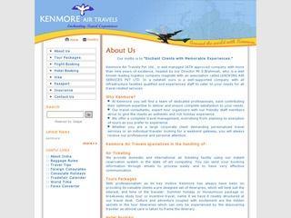 Kenmore Air Travels