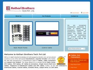 Kothari Brothers Tech Pvt Ltd