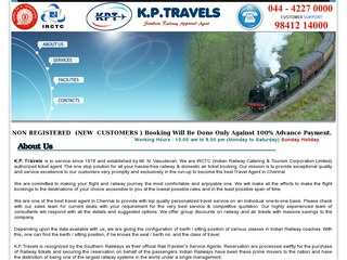 K.P. Travels