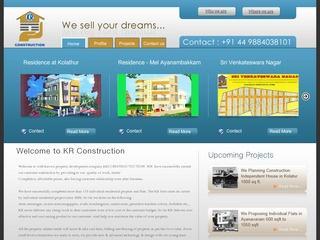 K.R.Constructions