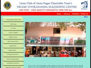 swami vivekananda diagnostic centre