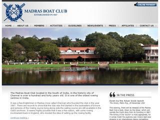 Madras Boat Club