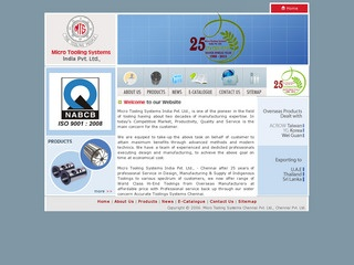 Micro Tooling Systems India Pvt.Ltd.,
