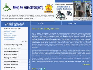 Mobility Aids Sales & Services (mass)