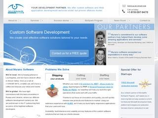 Murano Software offshore outsourcing