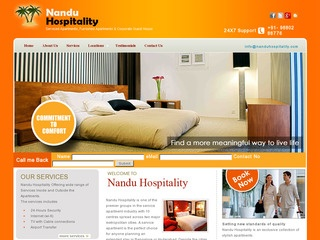 Best Serviced Apartments near Hebbal