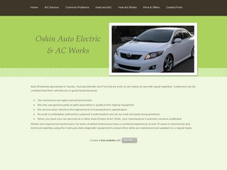 Oshin Auto Electric