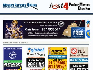 Rapid along with Reliable Packers and Movers Faridabad