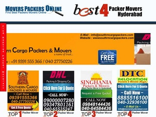 Rapid along with Reliable Packers and Movers Hyderabad