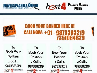 Rapid along with Reliable Packers and Movers Pune