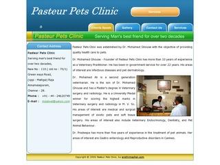 Pasteur Pets Clinic