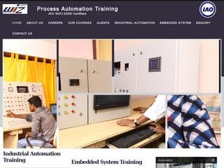 Process automation, PLC, SCADA, DCS training in Chennai
