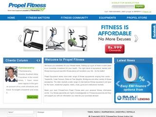 Propel Fitness